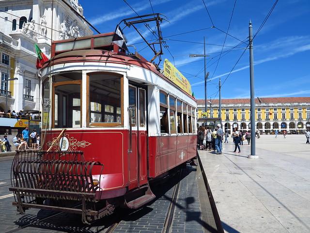 Le vieux tram