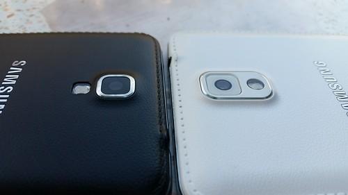 กล้องดิจิตอลของ Galaxy Note 3 Neo แตกต่างจาก Galaxy Note 3 นิดหน่อย