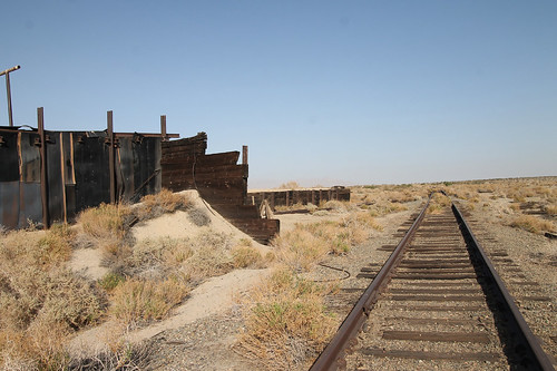 Abandoned Railyard