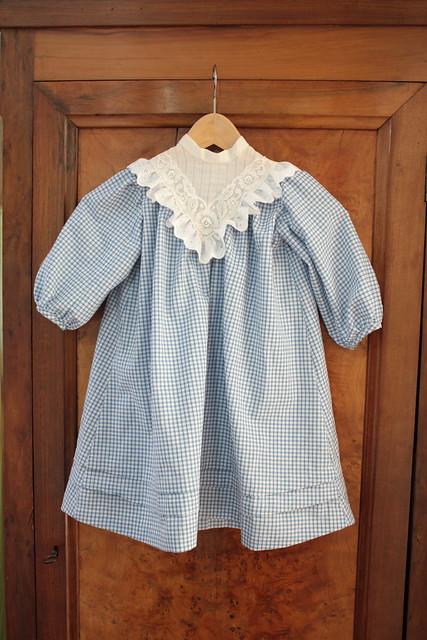 Robe habillée pour petite fille, 3 ans
