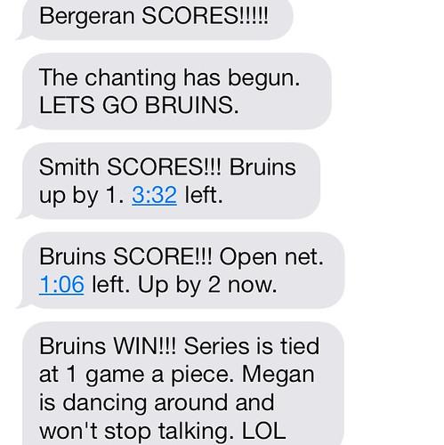 Hockey Text 2