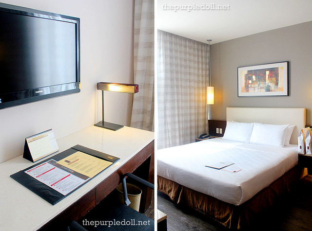 B Hotel Alabang Penthouse Suite Bedroom