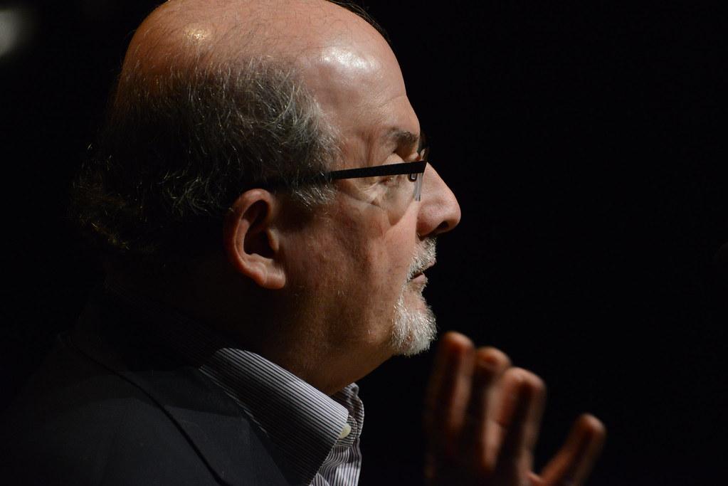 Salman Rushdie no Fronteiras do Pensamento Porto Alegre 2014