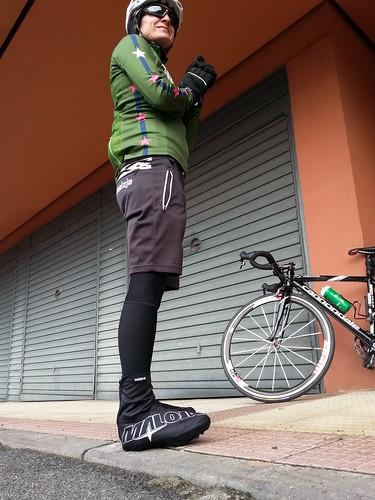 Fin de semana: bicicleta de carretera, empieza la temporada