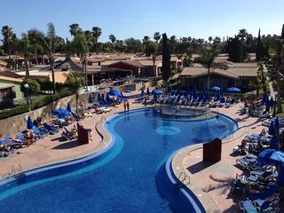 BUngalows Dunas Maspalomas - January Pool!