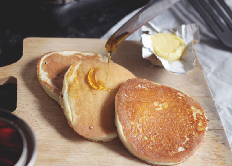 scotch pancakes recipe, Bumpkin Betty