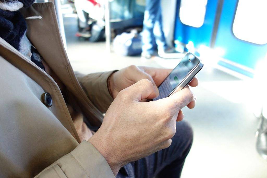 Smartphone gestures