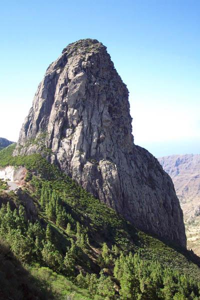 Roque de Agando. © Paco Bellido, 2003