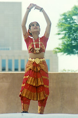 Classical Indian Dance Performance, Asian Festival of Dallas, 1994