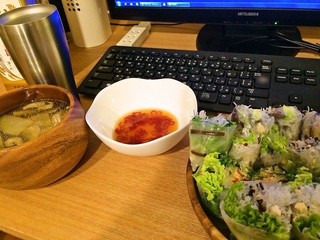 2015年1月20日(火)夕食