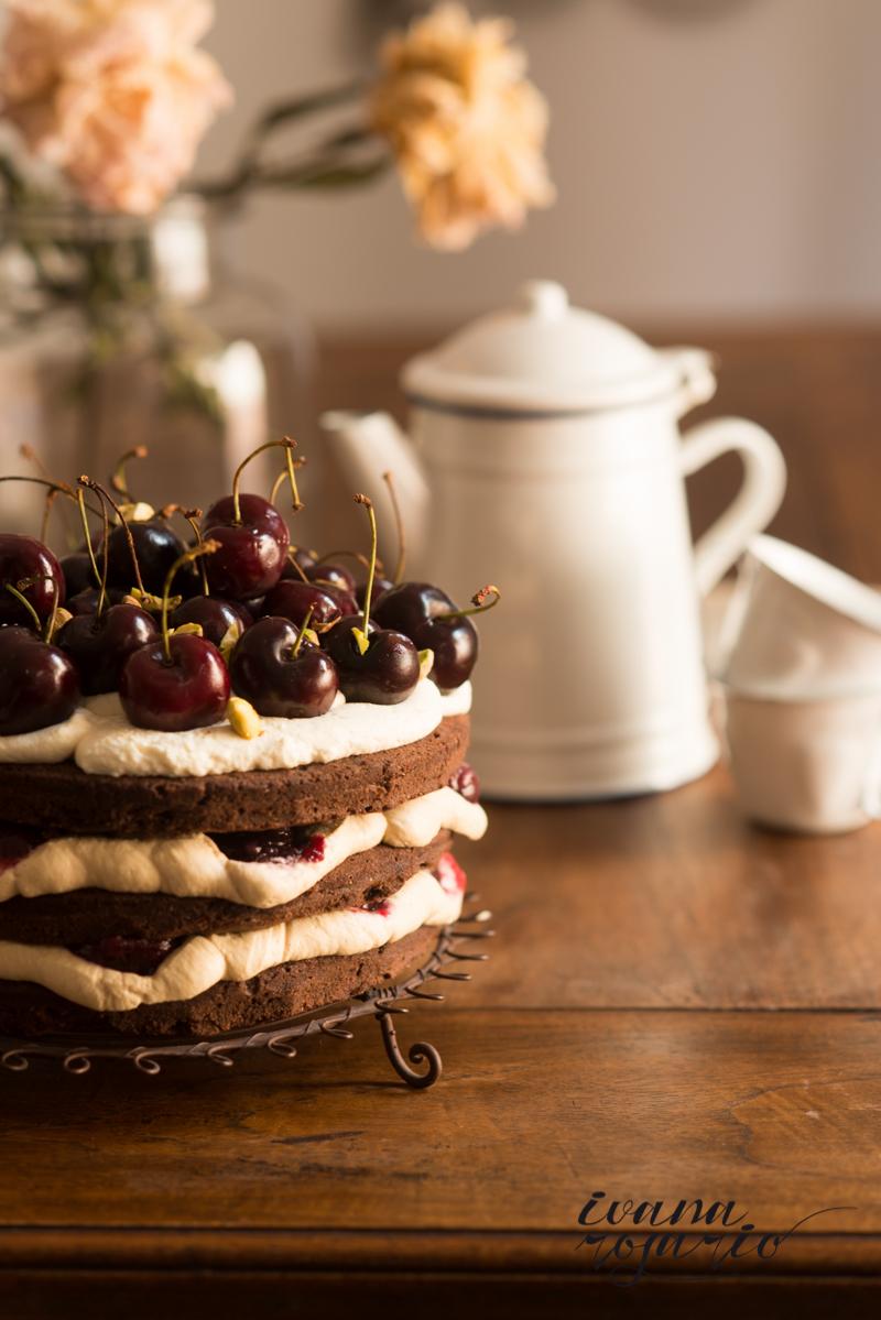 0001 20140706 Dulcesol Tarta Chocolate y cerezas