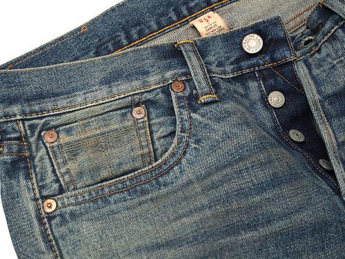 RRL / Slim-Fit Pasadena Jean