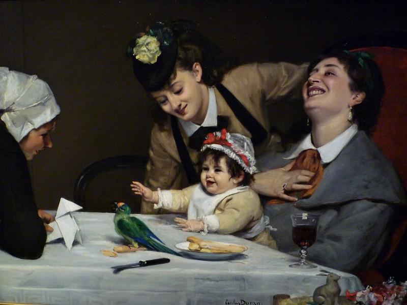 Carolus-Duran - Merrymakers (1870)
