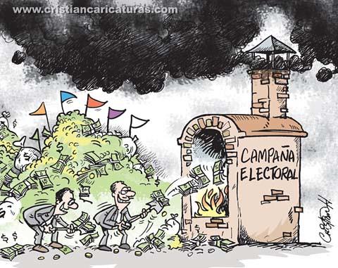 Costo de campaña