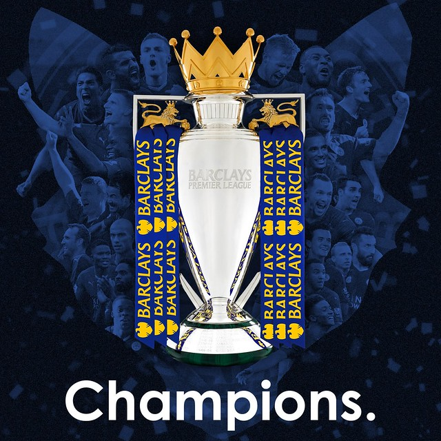 Leicester City: Campeón de la Premier League