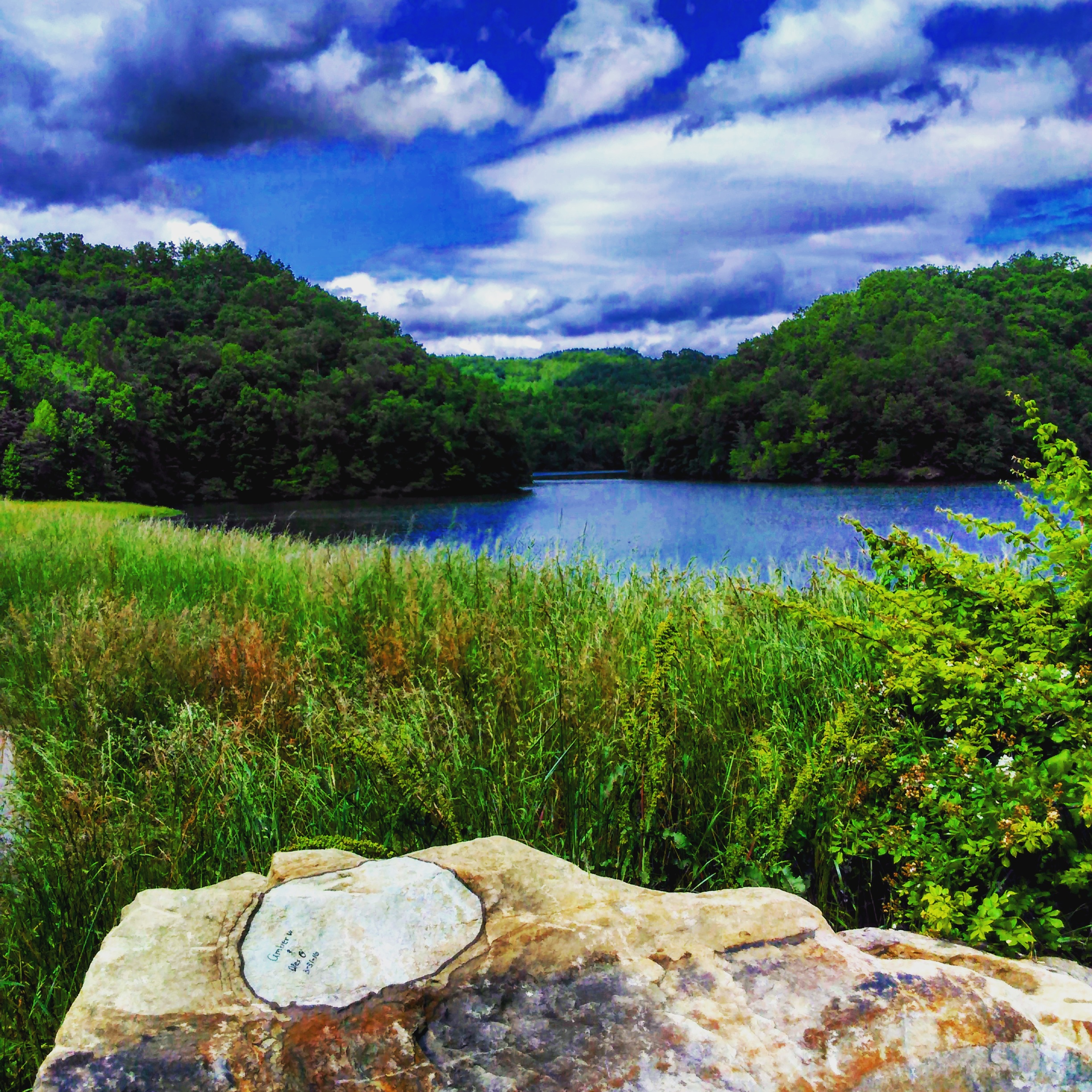 Cranks Creek Lake -- Harlan, Kentucky