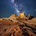 Alien Planet Milky Way by David Swindler (ActionPhotoTours.com)