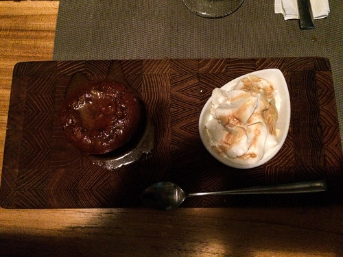 Bocas del Toro: moelleux au chocolat