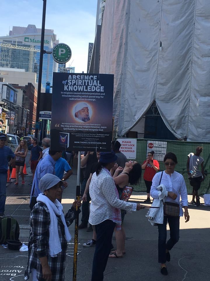 2016-June-4-LEAFLETING-Yonge Dundas Square