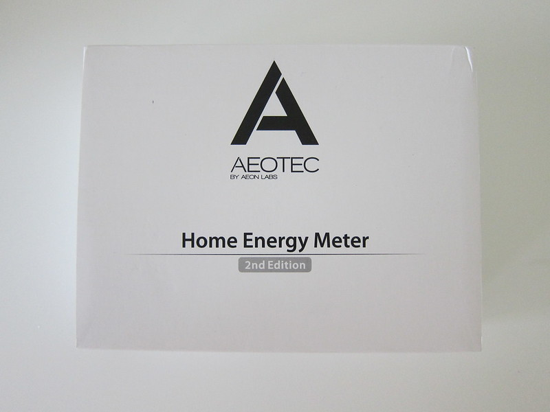 Aeon Labs Aeotec Home Energy Meter - Box Front