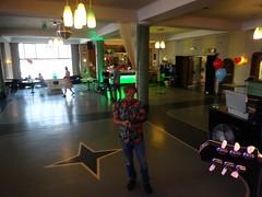 Roy P-Cat & the V8 Daddies 2 juli 2016 Kompaszaal KNSM laan Amsterdam