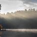 Lake in Light by Jens Haggren