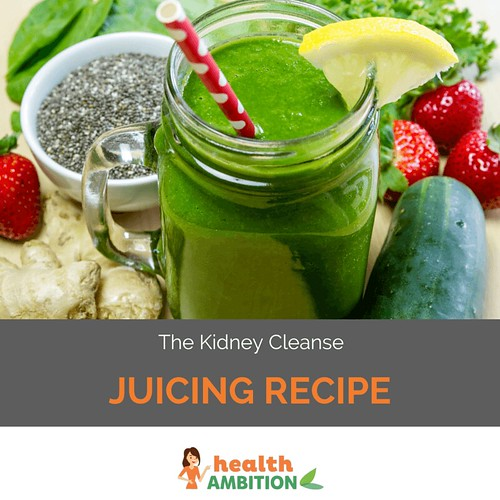 The Kidney Cleanse Juicing Recipe