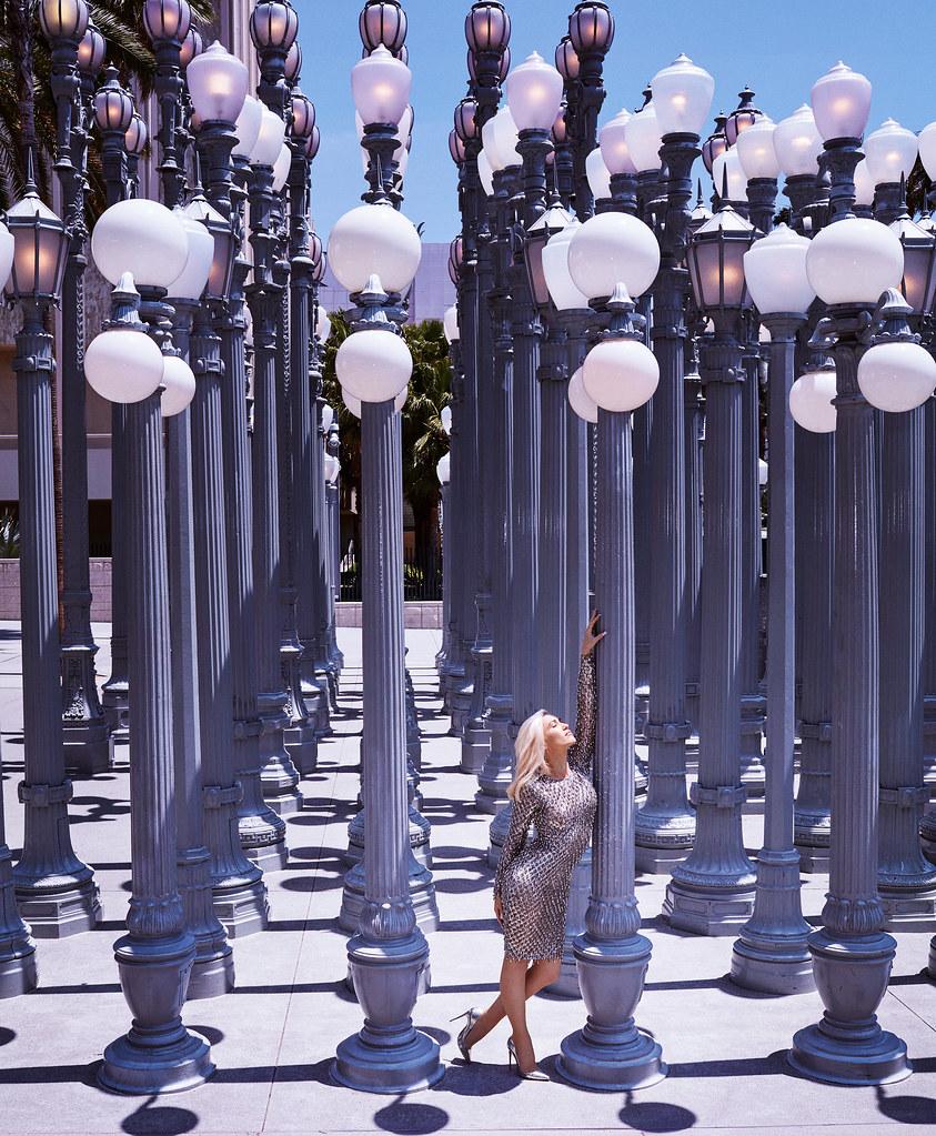 Гвен Стефани — Фотосессия для «Harper's Bazaar» 2016 – 2