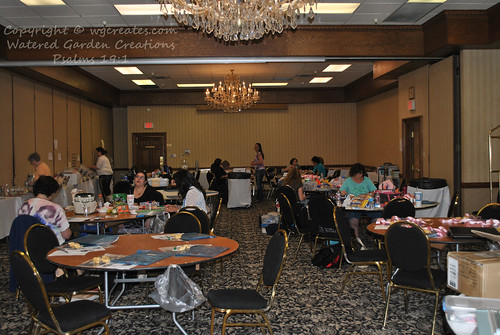 Scrapbooking conference
