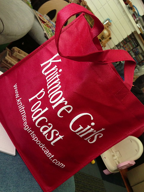 The Knitmore Girls Podcast: May 2013