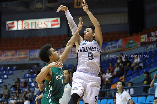 FilOil 2013: Adamson Falcons vs. CSB Blazers, May 18