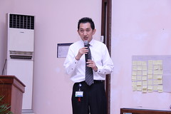 Pelatihan Guru SMA Semarang bersama PSF-SDO dan Standard Chartered Bank