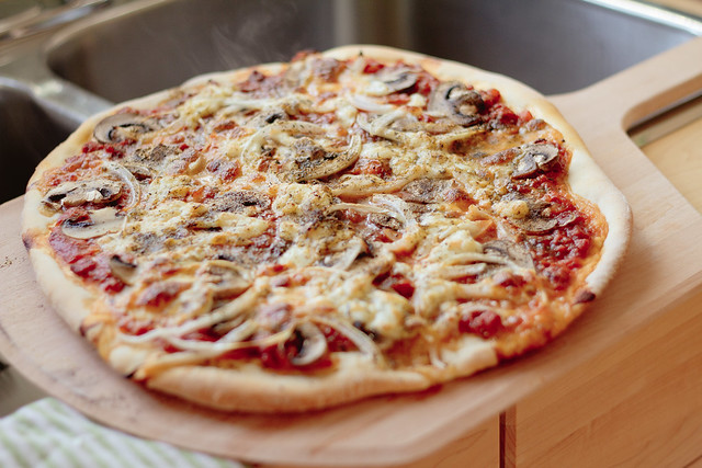 Pizza Recipe - Marcella Hazan