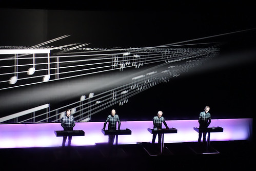 Kraftwerk live - Sydney Opera House Saturday 25/03/13 - 05