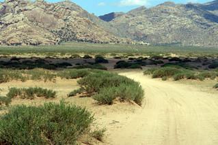 Apróximándonos a las Montañas Altai y a las Mongol Els El entorno sagrado de las dunas Mongol Els de Mongolia - 9058923826 6fbc934430 n - El entorno sagrado de las dunas Mongol Els de Mongolia