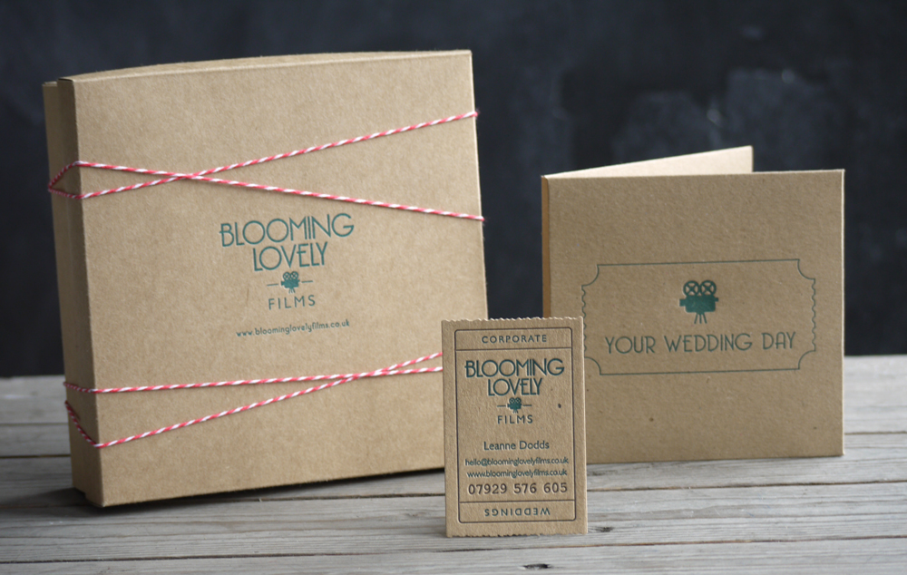 letterpress packaging