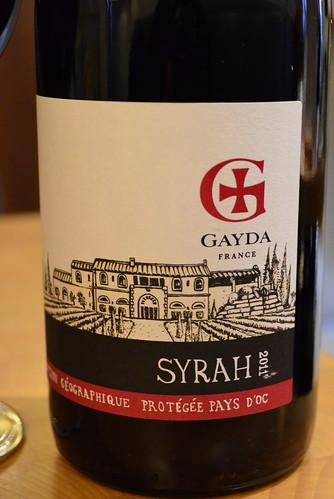 Gayda Syrah