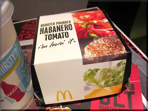Photo:2013-06-20_ハンバーガーログブック_【Mc】QPハバネロトマト 先行販売で頂いて来ました。-03 By:logtaka