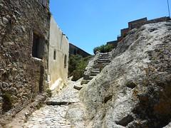Au sommet du village de Sant'Antoninu