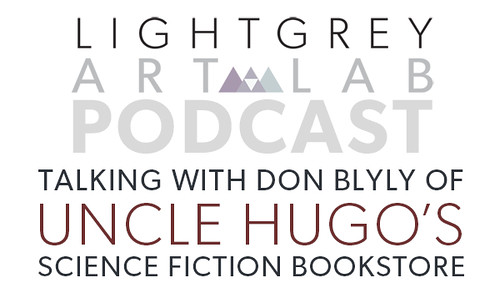 Talking with Don Blyly of Uncle Hugo's Science Fiction Bookstore