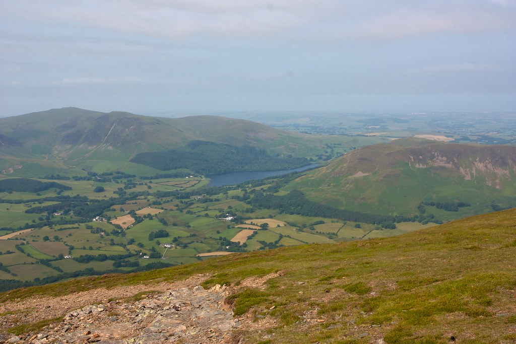 Loweswater from Whiteside