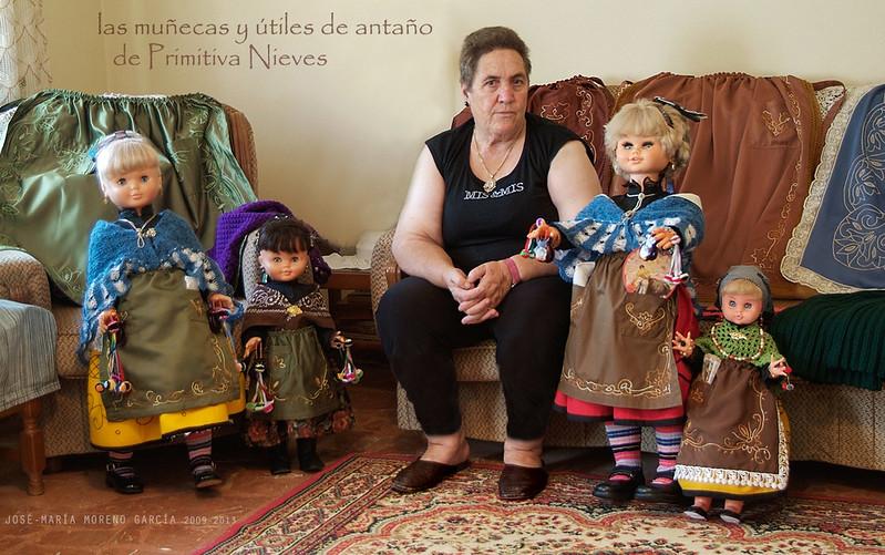 Primitiva te puede vestir tu muñeca preferida