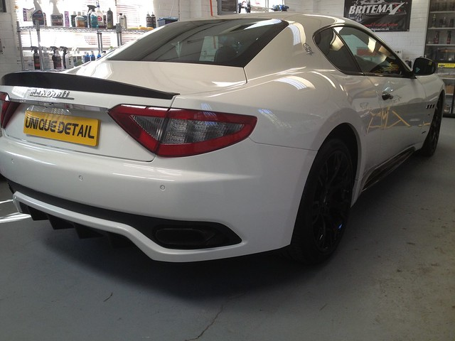 Maserati Grantarismo C,Quartz Protection