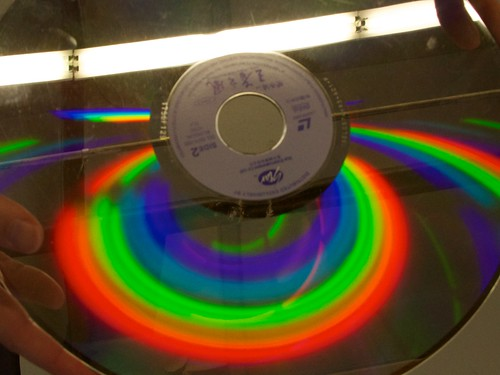 Laser and video discs 14