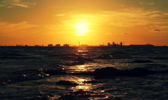 Sunset*