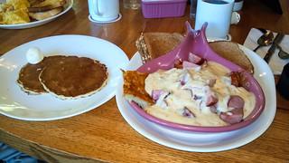 Pig and Pancake