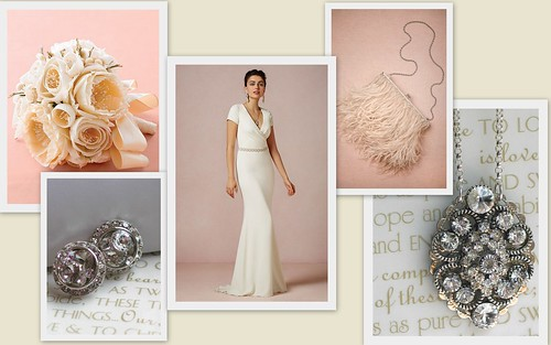 {Simple + Chic} Bridal Style by Nina Renee Designs
