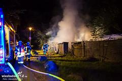 Feuer auf Campingplatz Nauheim 10.08.13