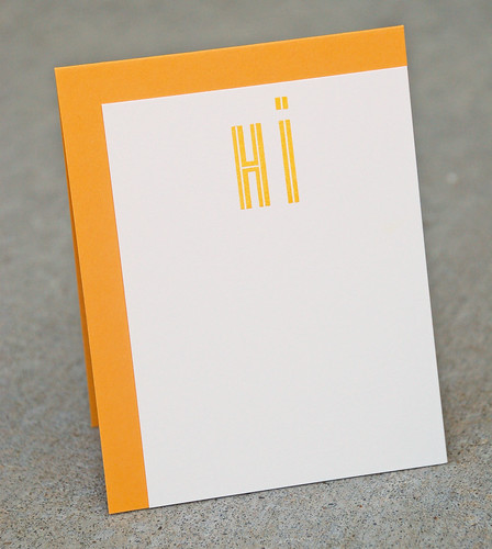 Modern card set4