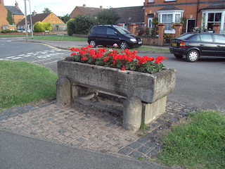 Small metro trough in Stratford upon avon